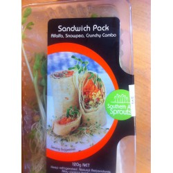 Sprouts Sandwich Pack