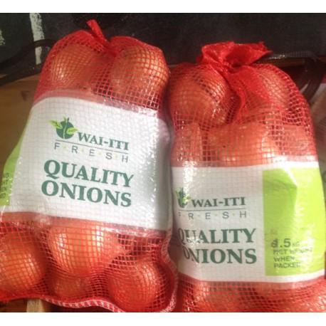 Onions Brown 1.5 kg Bag