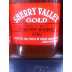 Honey Sherry Valley Native Blend