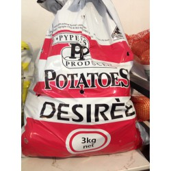 P0tatoes Desiree