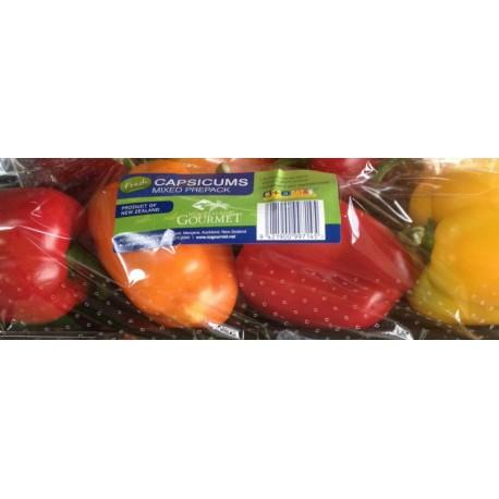 Pepper pre pack 4