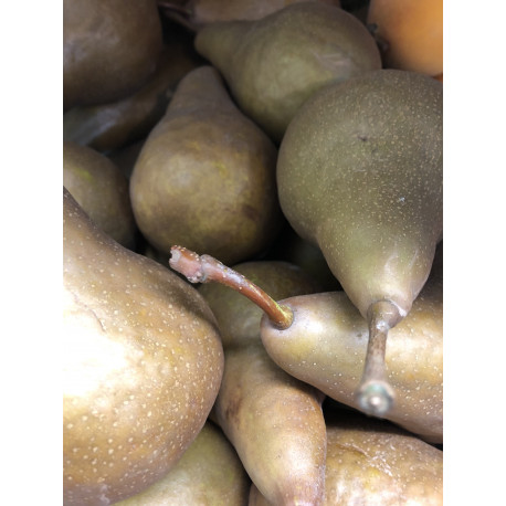 Pears Local red Williams Bon Chretian
