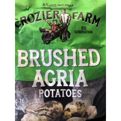 Potatoes Brushed Agria 5kg SPECIAL